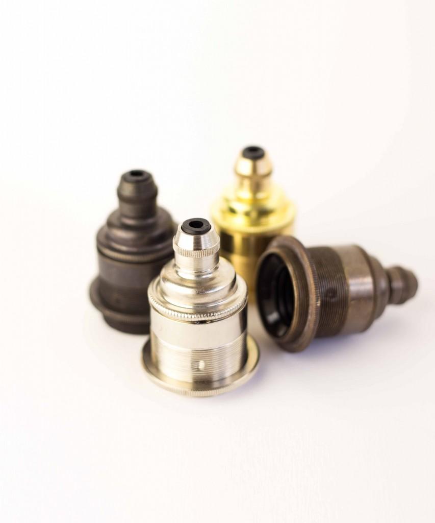 Teardrop st64 william and watson vintage edison bulb industrial light - Bulb Holders