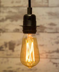 Medium Teardrop Crossing LED Light Bulb